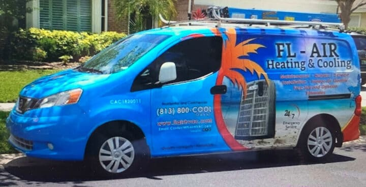 FL-AIR Heating and Cooling